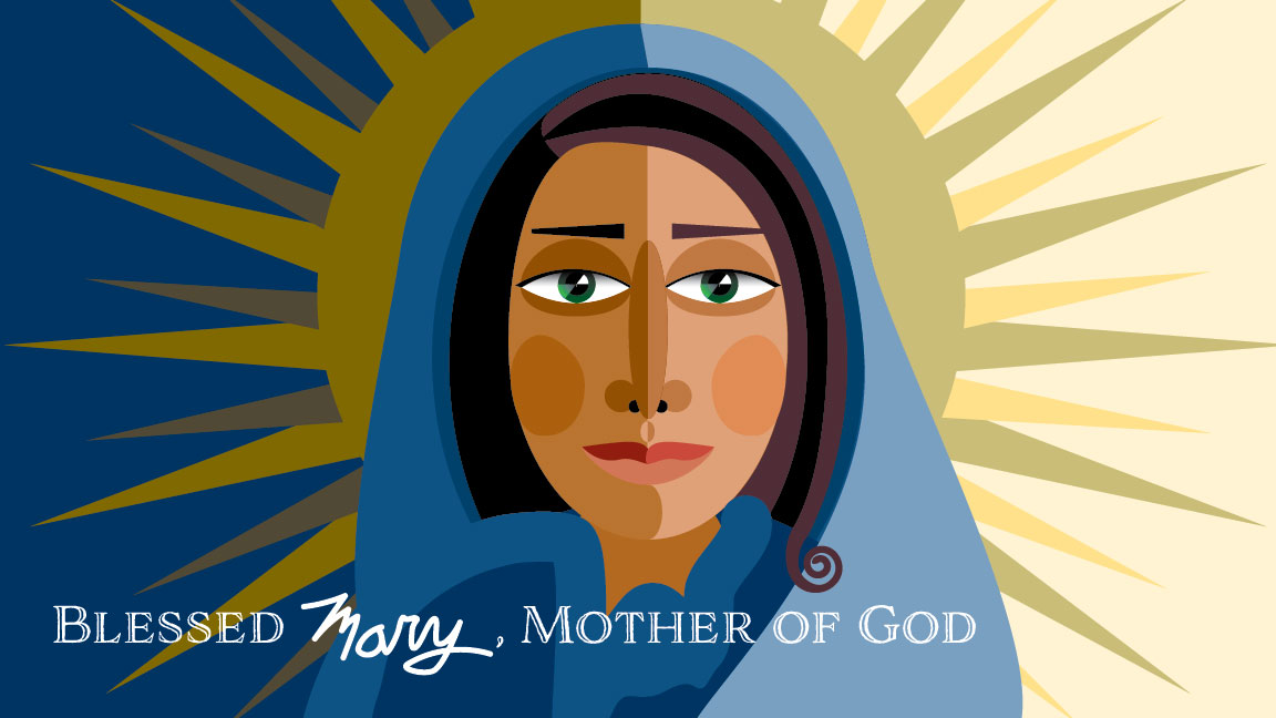 Blessed Mary: Foreign Trip